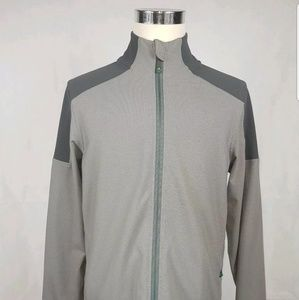 Lululemon men's XL Jacket Full Zip Gray